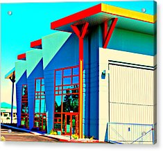 Scottsdale Series Acrylic Print