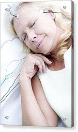 Sleep Research Acrylic Print by