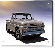 '66 Chevy Pickup Acrylic Print