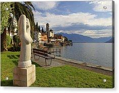 Brissago - Ticino Acrylic Print by Joana Kruse
