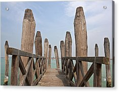 Burano - Venice - Italy Acrylic Print