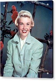 Doris Day, Warner Brothers, 1950s Acrylic Print by Everett