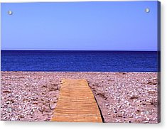 Naturaleza Simple Acrylic Print by Eire Cela