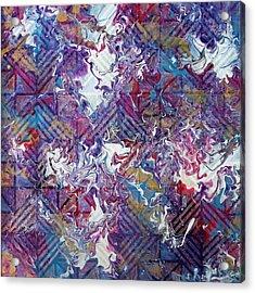 Untitled Acrylic Print by Austin Zucchini-Fowler
