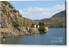 Douro River Valley Acrylic Print