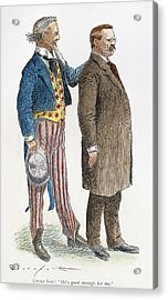 Presidential Campaign, 1904 Acrylic Print by Granger