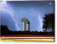 9-11   Acrylic Print by James BO  Insogna