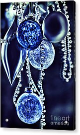 Christmas Acrylic Print by HD Connelly