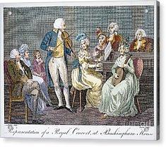 George IIi (1738-1820) Acrylic Print by Granger