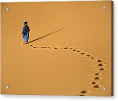 Merzouga, Morocco Acrylic Print by Axiom Photographic