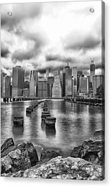 A Brooklyn View Acrylic Print