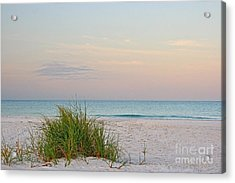 A Calm  Evening View Acrylic Print