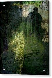 A Dark Presence Acrylic Print