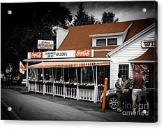 A Door County Institution Since 1906 Acrylic Print