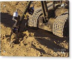 A Foster-miller Talon Mk II Ordnance Acrylic Print by Stocktrek Images