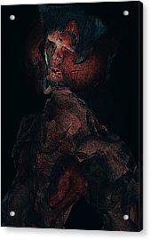 A Haunting Betrayal Acrylic Print
