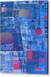 A Higher Ground 4 Acrylic Print