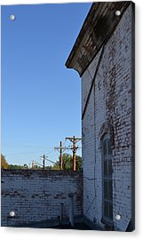 A Message In The Distance Acrylic Print by Tiffany Ball-Zerges