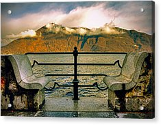 A Place For Two Acrylic Print by Joana Kruse