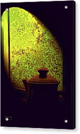 Acrylic Print featuring the photograph A Song To Poetry by Itzhak Richter