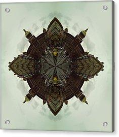 A Spin In Prague Acrylic Print by John O Doherty