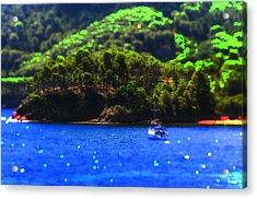 A Taste Of Elba Island - A Place Of My Dreams - Un Posto Da Sogno - Ph Enrico Pelos Acrylic Print