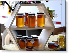 A Taste Of Honey Acrylic Print by Francois Cartier
