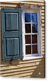 A Window Into The Past Wipp Acrylic Print