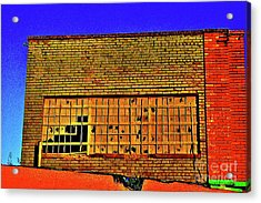 Abandoned  Acrylic Print by Gregory Dragan