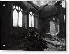 Abandoned Acrylic Print by Matt Nuttall