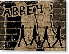 Abbey Acrylic Print by ABA Studio Designs