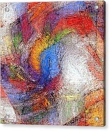 Abs 0607 Acrylic Print