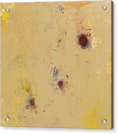 Abstract - Evolution Acrylic Print by Kathleen Grace