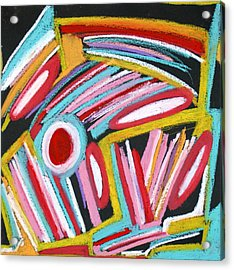Abstract 4 Acrylic Print