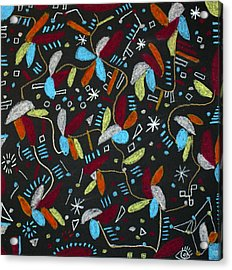 Abstract 51 Acrylic Print