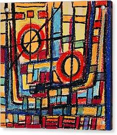 Abstract 53 Acrylic Print