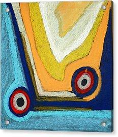 Abstract 54 Acrylic Print