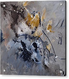 Abstract 5521502 Acrylic Print by Pol Ledent