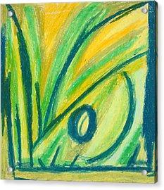 Abstract 60 Acrylic Print