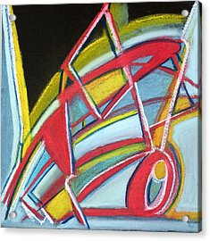 Abstract 8 Acrylic Print