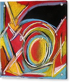 Abstract 9 Acrylic Print