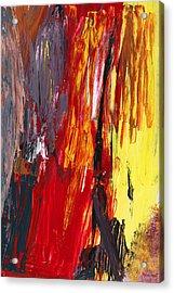 Abstract - Acrylic - Rising Power Acrylic Print by Mike Savad