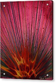 Abstract Flash 1.2 Acrylic Print