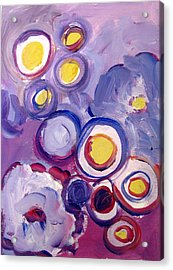 Abstract I Acrylic Print by Patricia Awapara