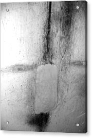 Acrylic Print featuring the photograph Abstract by Mary Sullivan