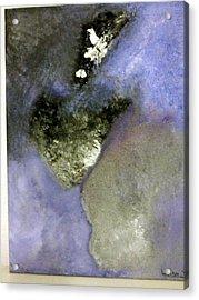 Abstract Acrylic Print by Montserrat Lopez Ortiz