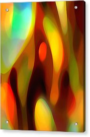 Abstract Rising Up Acrylic Print