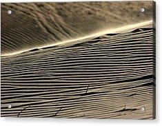 Abstract Sand 2 Acrylic Print by Arie Arik Chen