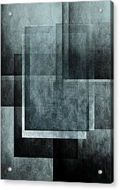 Abstraction 1 Acrylic Print by Maciej Kamuda