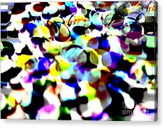 Abstraction Acrylic Print